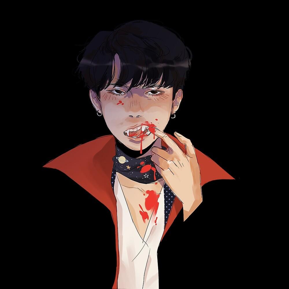 vamp yoongi by pissman