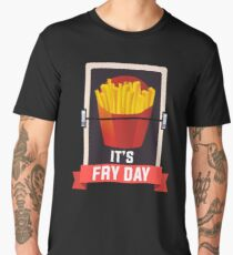It's Fry Day Men's Premium T-Shirt