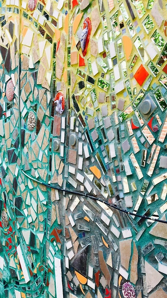 Mosaic by Charlotte Fare