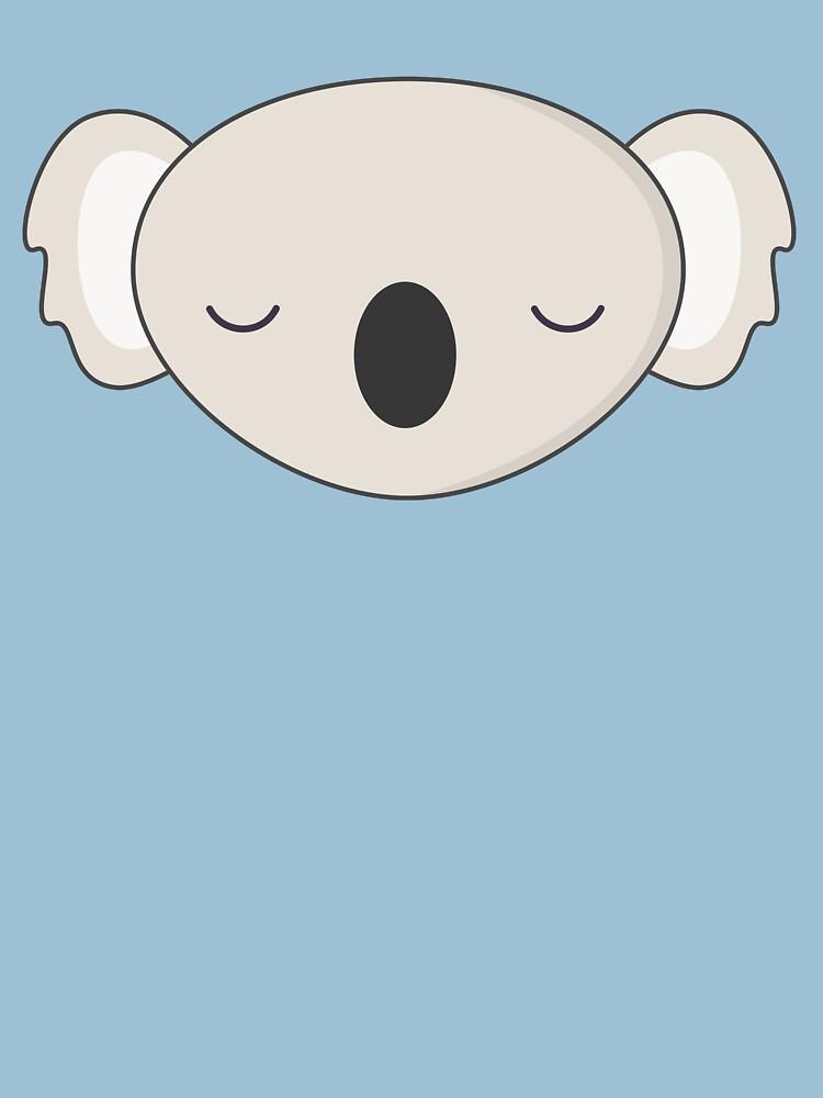 Kawaii Cute Koala  by happinessinatee