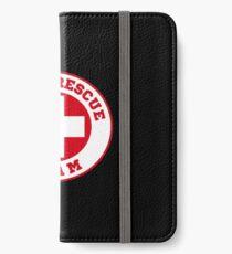 Groom Rescue Team V4 iPhone Wallet/Case/Skin
