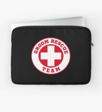 Groom Rescue Team V4 Laptop Sleeve