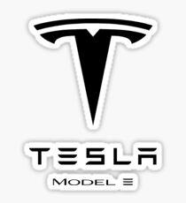 Tesla model 3 logo Sticker