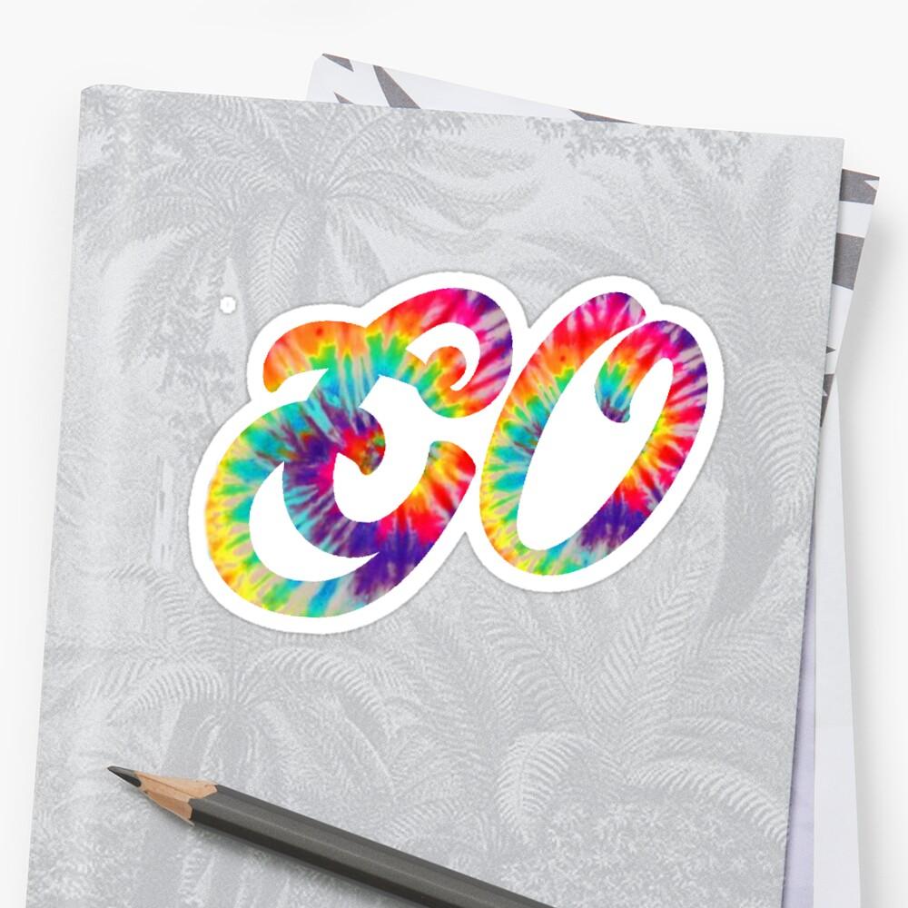 Classic GO Tye Dye Logo by gavinodea