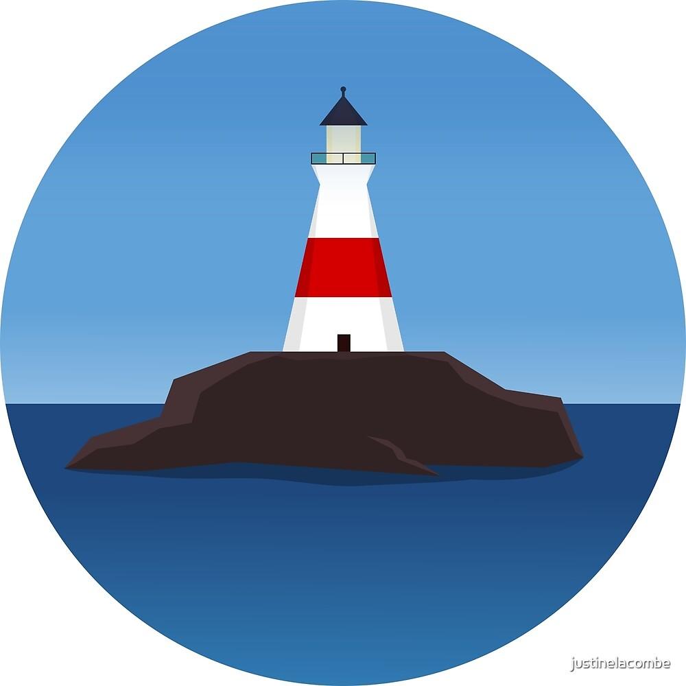 Lighthouse by justinelacombe