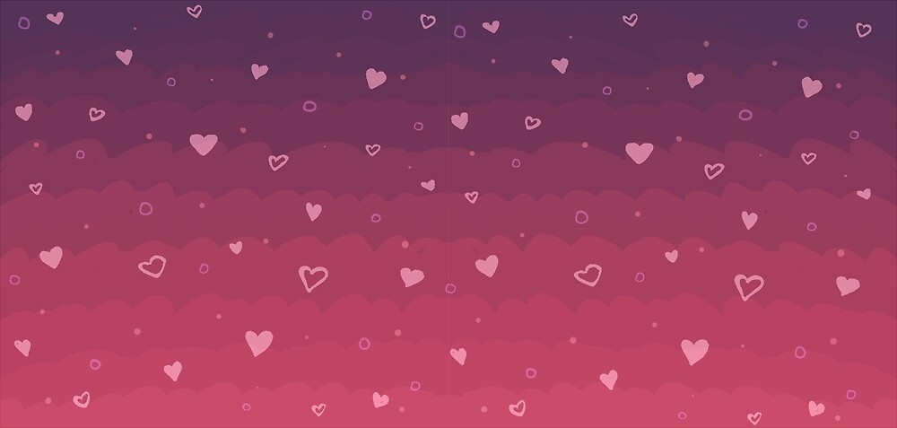 Pixel Heart Filled Void by princesscallyie