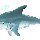 Megalodon by PencilCat