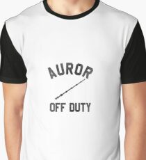Auror Off Duty Graphic T-Shirt