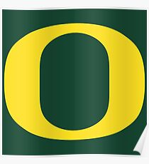 Oregon Ducks Poster