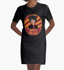 Sirius Graphic T-Shirt Dress