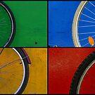 Bike Wheels by TalBright