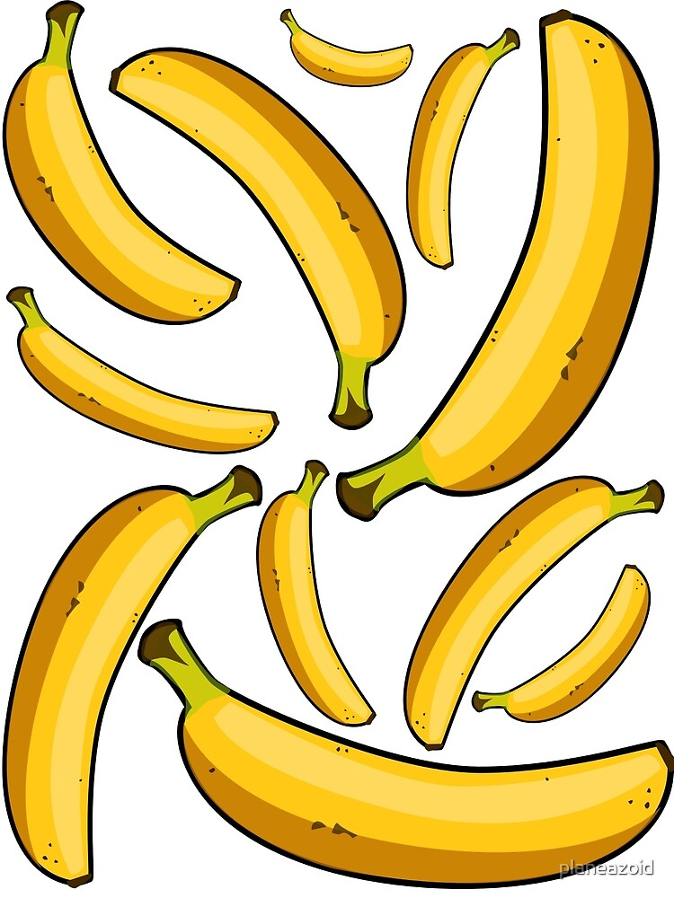 bananas by planeazoid