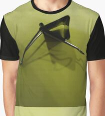 Iron Insect Graphic T-Shirt