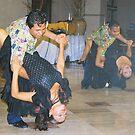Dancers by RodriguezArts