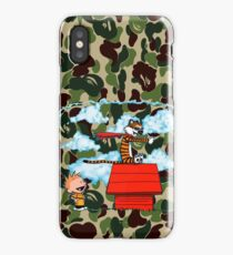 Phone Case Calvin and Hobbes iPhone Case/Skin