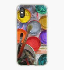Tempera iPhone Case