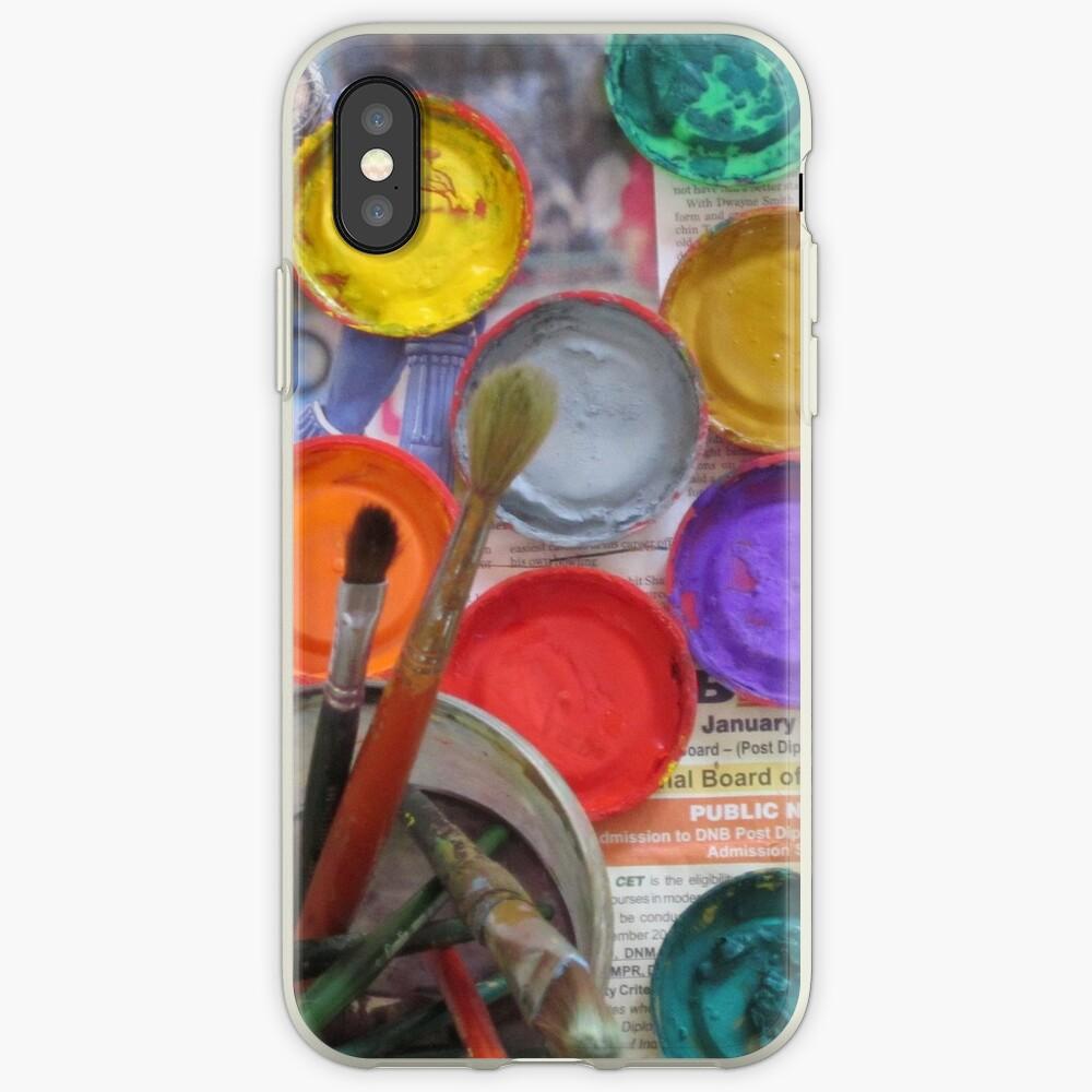 Tempera iPhone Cases & Covers