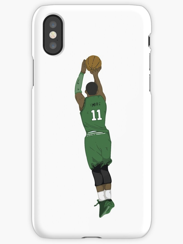 Kyrie Irving iPhone Case by Brown-Mamba