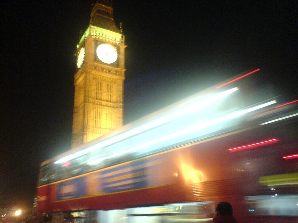 Big Ben by LShort