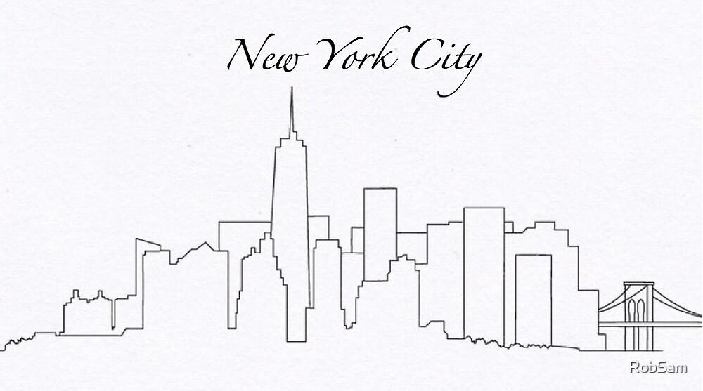 New York City  by RobSam