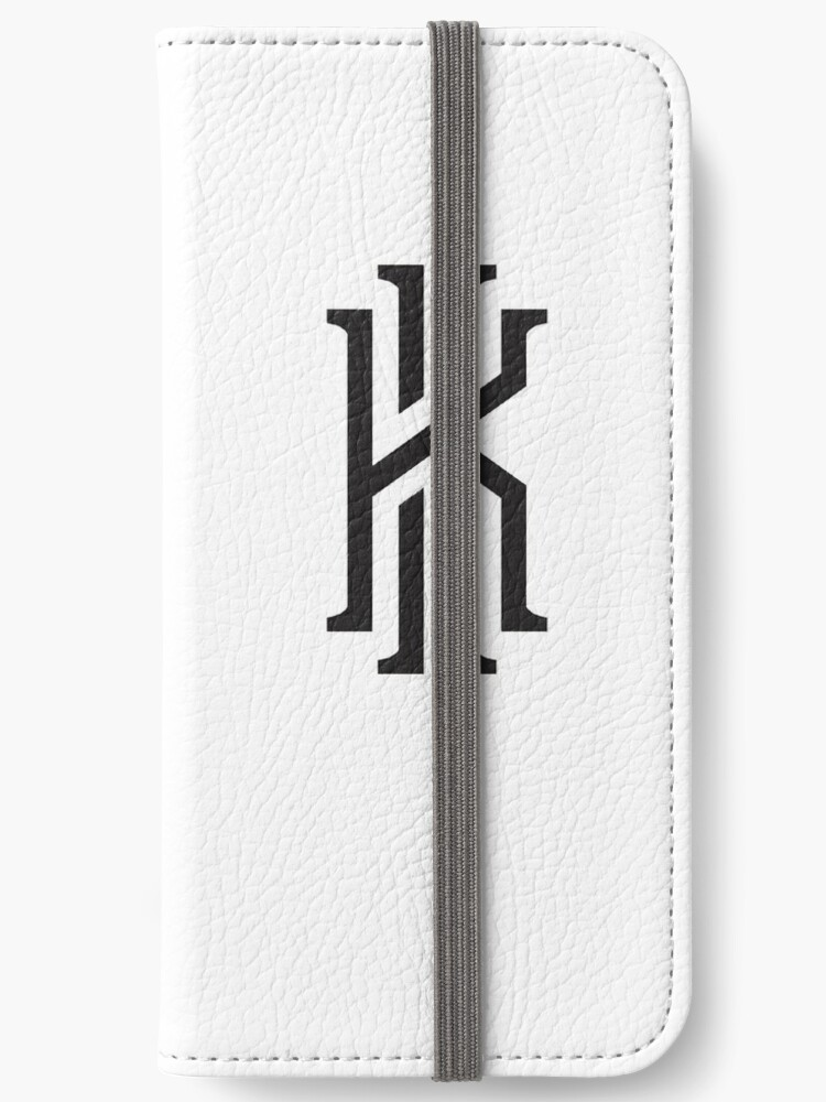 Kyrie Irving Leather Case by Brown-Mamba