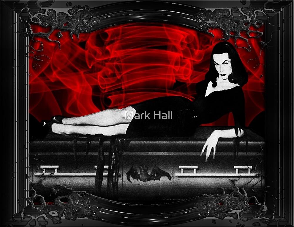 VAMPIRA 8 by Mark Hall