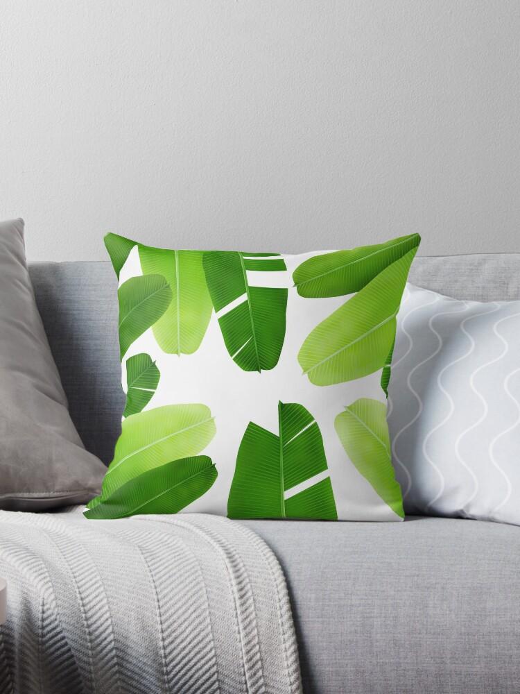 Banana leaf pattern by ADZKIYYA DESIGN