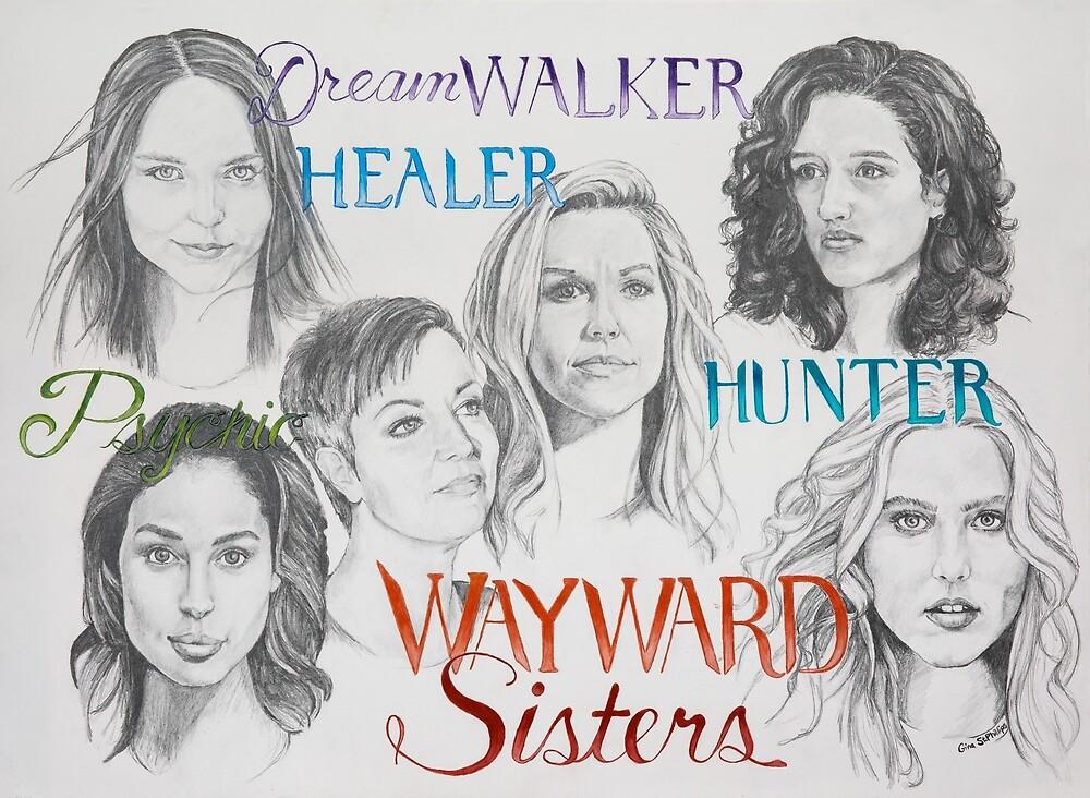 Wayward Sisters by Shiny-Elfriend