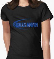 blue bills Women's Fitted T-Shirt