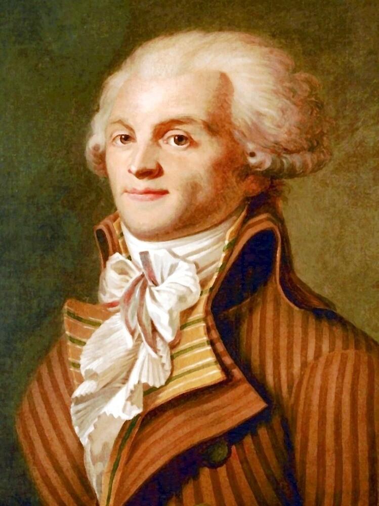 Robespierre by mikegillis25