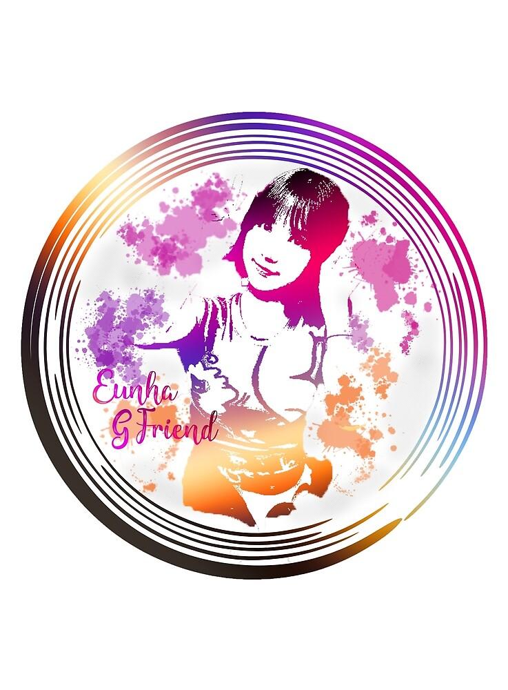 Eunha GFriend by Hamki