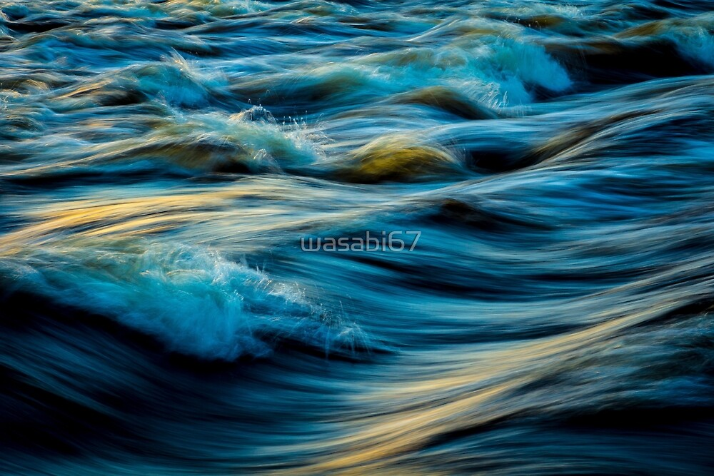 Ocean Lights by wasabi67