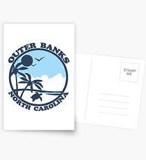 OBX - Outer Banks. Postcards