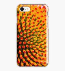 Echinacea Flower iPhone Case/Skin