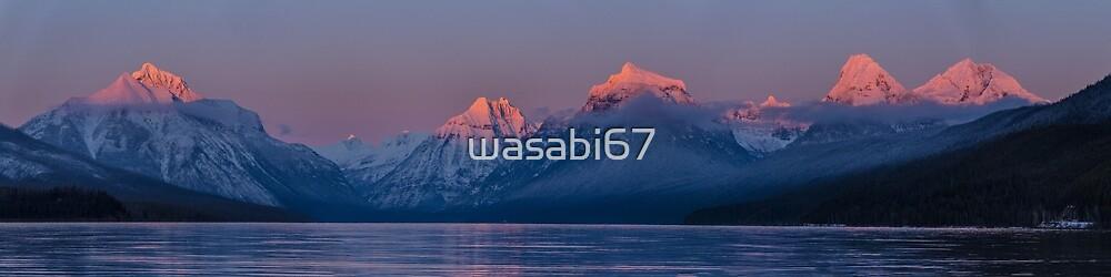 Snowy Peaks by wasabi67