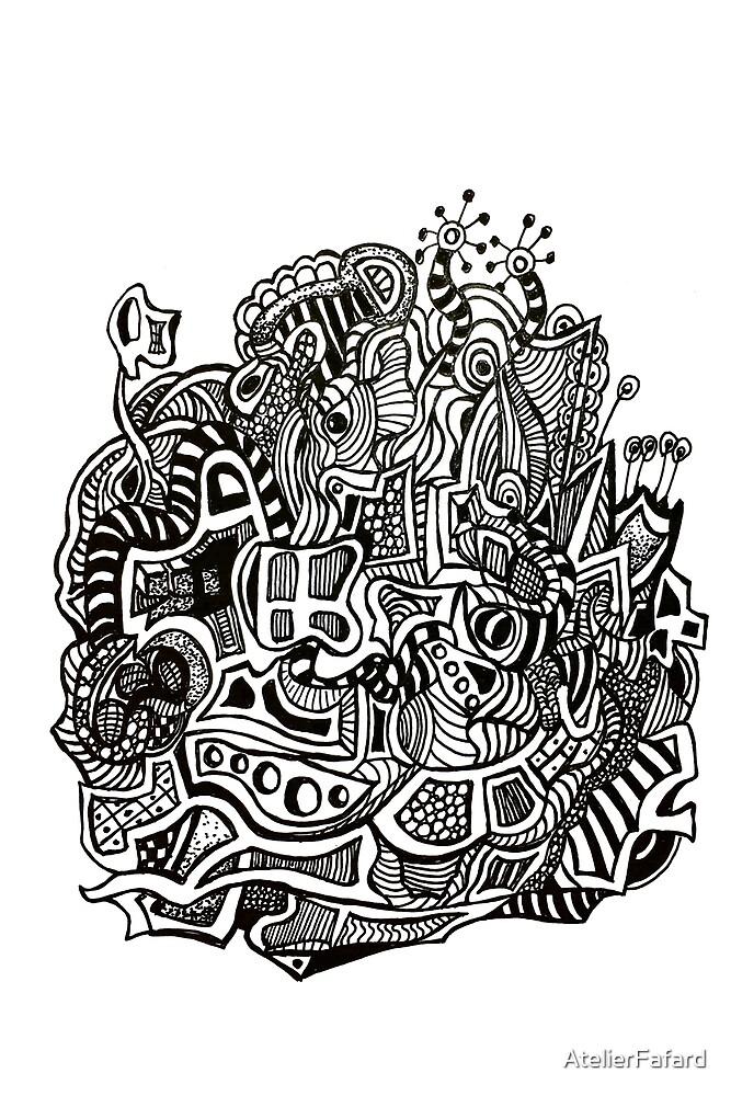 Just scribble for pleasure ... by AtelierFafard