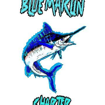 blue marlin charter by nickbyer