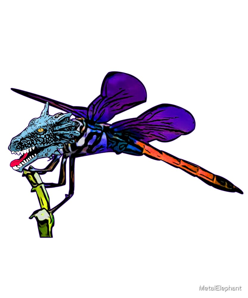 Dragonfly by MetalElephant