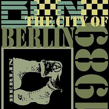 BERLIN by fuxart