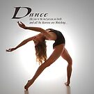 Dance like you're the last person on Earth... by Julian Wilde