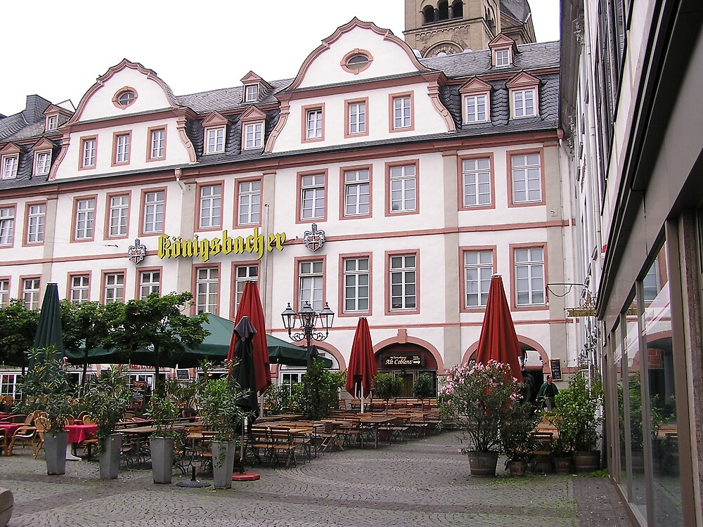 Koblenz, Germany by BuddyOne