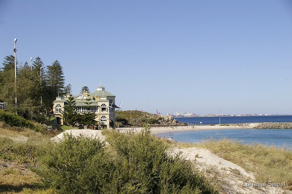 Fremantle Beach Western Australia  by Lorraine Seipel