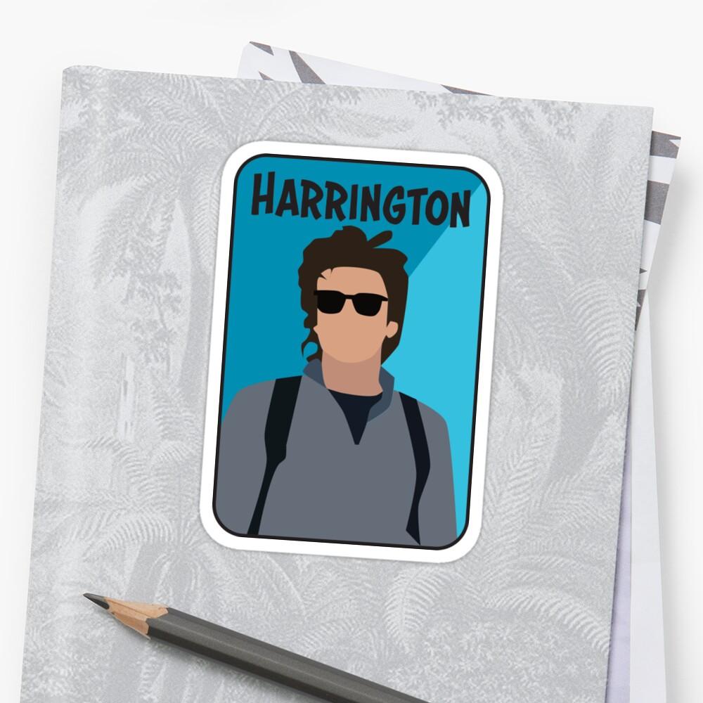 Steve Harrington Sticker by Degrooda