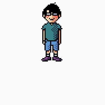 Pixel Me  by Cgoose