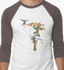 Landstalker Men's Baseball ¾ T-Shirt