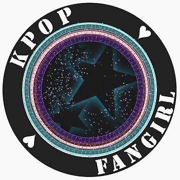 Kpop Fangirl by saedru
