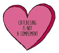 catcalling by sleet