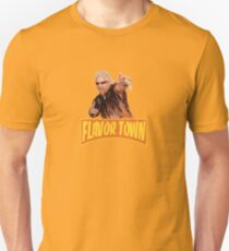 FLAVOR TOWN USA - GUY FlERl Slim Fit T-Shirt
