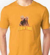 Camiseta ajustada FLAVOR TOWN USA - GUY FlERl