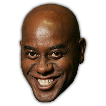 Ainley Harriot Give your meat a good ol rub by KingZel